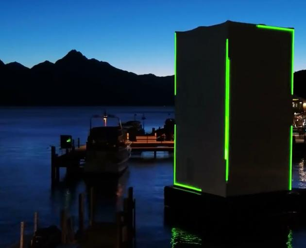 Launch of the latest Xbox launch, in Queenstown. PHOTO: SUPPLED