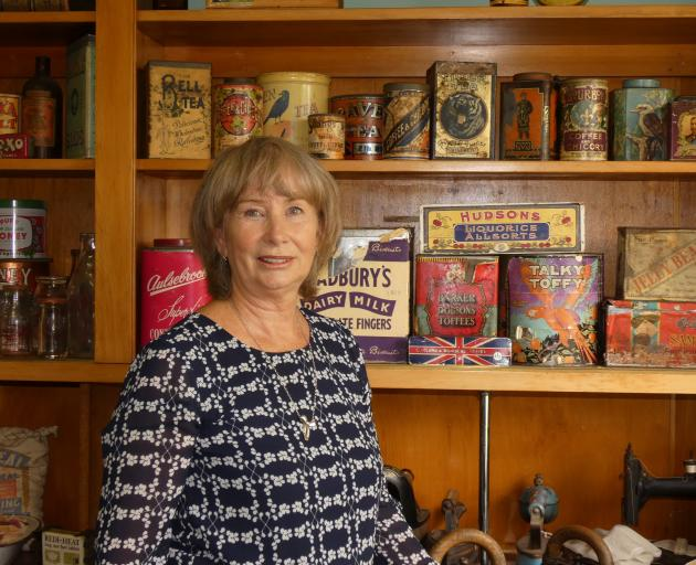 Central Otago Heritage Trust co-ordinator Maggie Hope (pictured at the Clyde Museum) is revelling...