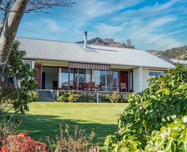 This 1970s-era property on Beach Road, Akaroa, has sold for $1m more than its rateable value to...