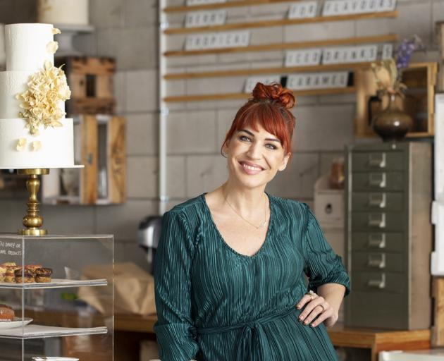 Bernadette Gee advises all those budding cake-makers out there to find a niche, one that feeds...