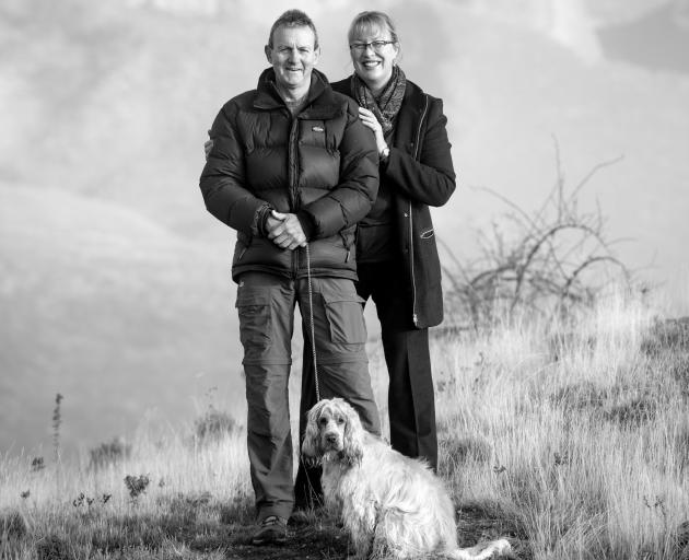 Central Otago photographers Eric Schusser and Annemarie Hope-Cross share their cancer ...