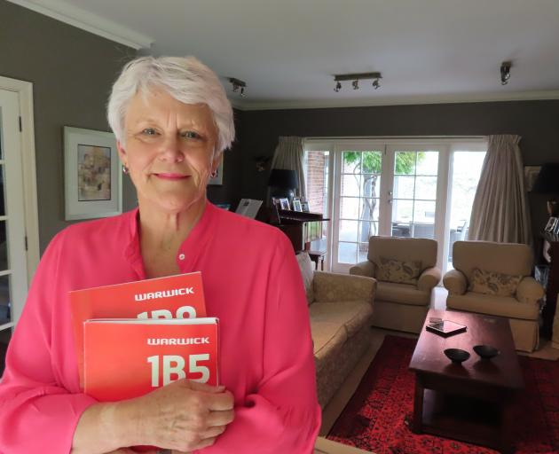 Alison Argyle has published a book about the rural downturn of the 1980s.PHOTO: LINDA CLARKE