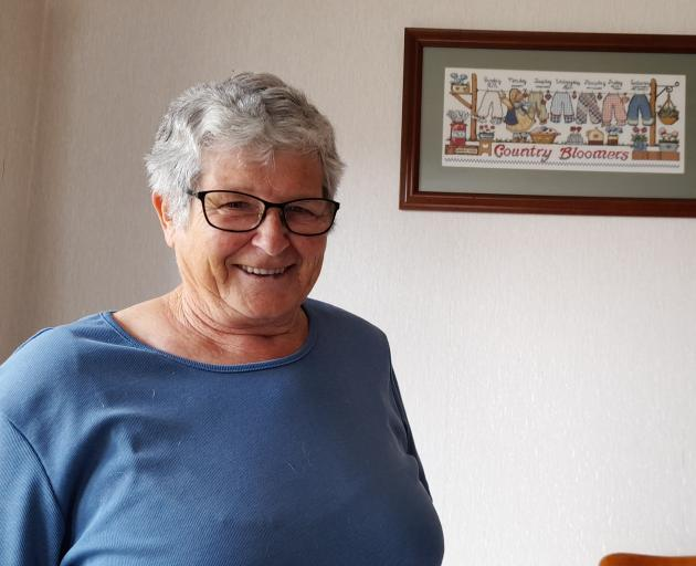 Yvonne Lister credits Women's Institute with teaching her valuable life skills.PHOTO TONI WILLIAMS