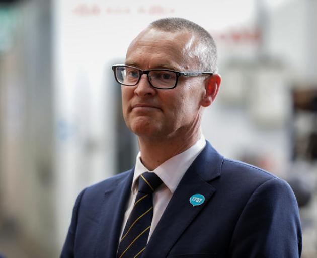 Minister for the Digital Economy and Communications David Clark Photo: RNZ