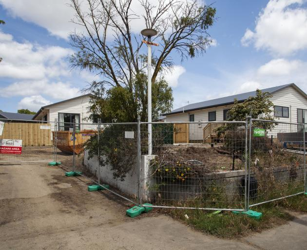 The controversial social housing on Guild St will open next week, with families set to move in...