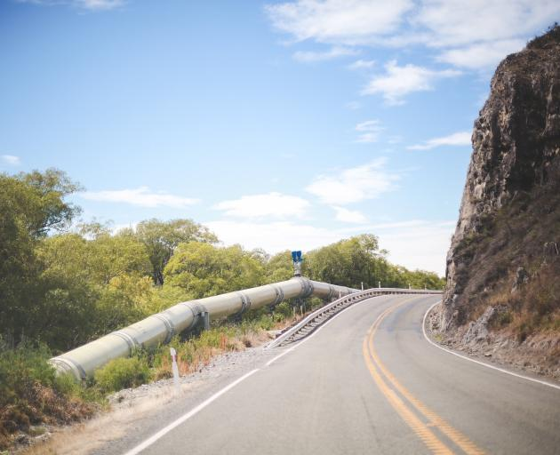 The Kurow-Duntroon Irrigation Company's pipe will be moved ...