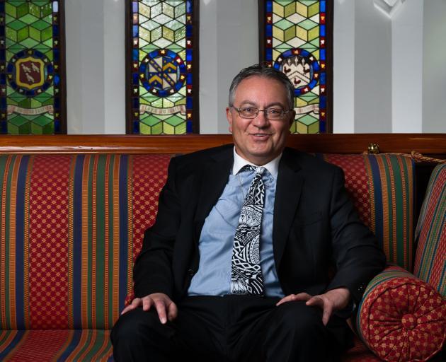 Prof Rex Ahdar. PHOTO: SUPPLIED