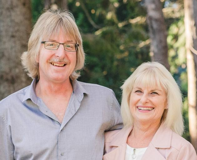 Jim and Kareen Malcolm (both 61) died this week after a crash. PHOTO: SUPPLIED