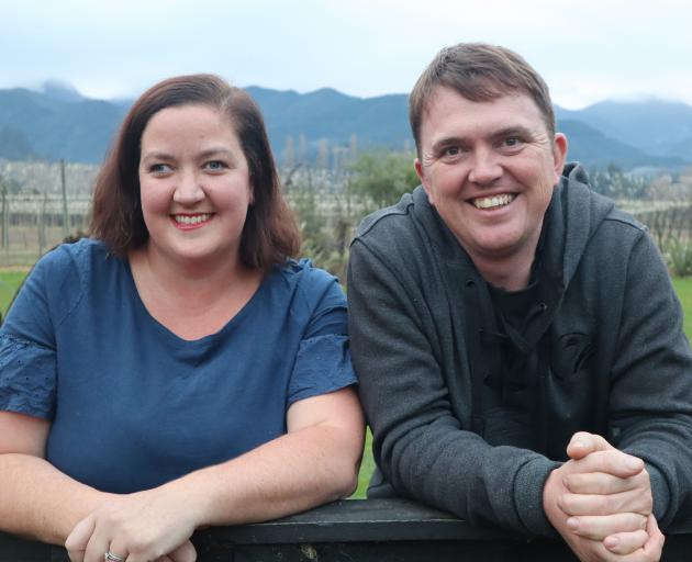 Meat the Need co-founders Siobhan O'Malley and Wayne Langford are delighted with the support the...