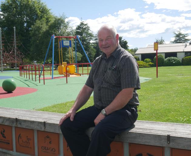 Festival of the Plain chairman Ian Chalmers wants Party in the Park to remain at the Mosgiel ...