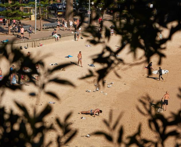 Sydney divided by Christmas COVID-19 restrictions in Australia