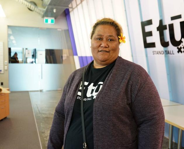 Wellington cleaner Malia Motusaga always exhausts her five days sick leave a year to care for her...