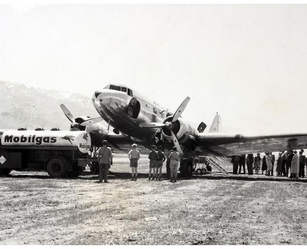 The opening of a commercial airfield near Cromwell, in 1961, marked the expansion of the Southern...