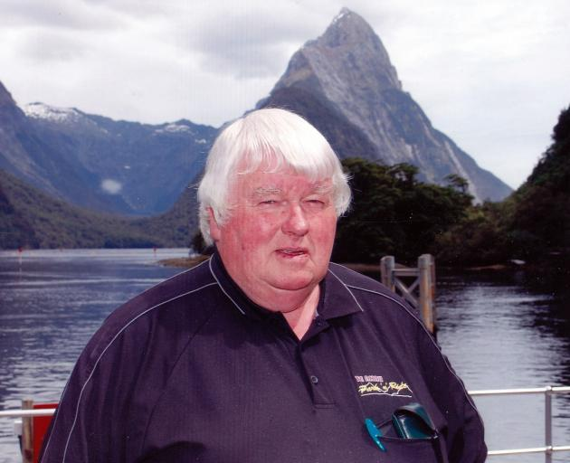 Te Anau resident and historian Merv Halliday created a memorial at Lynwood Cemetery, to the 73...