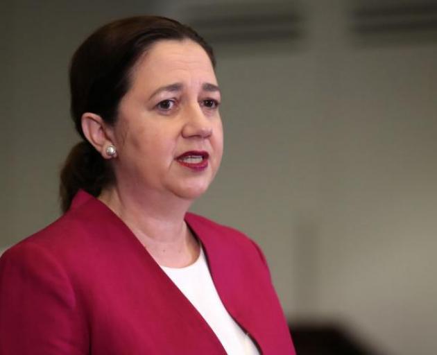 Queensland Premier Annastacia Palaszczuk. Photo: Getty Images