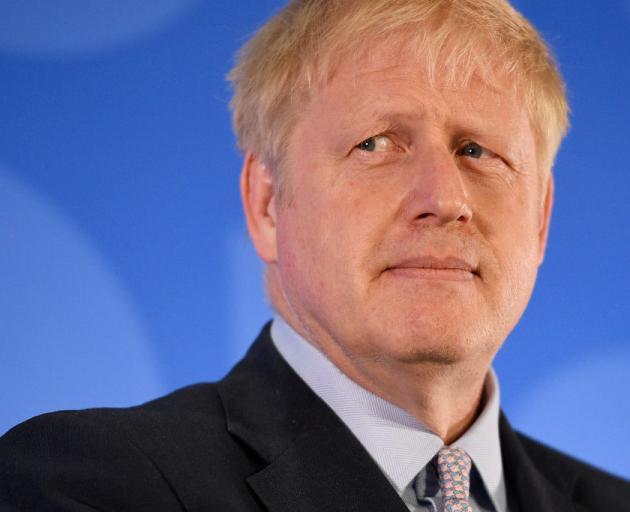 Boris Johnson. Photo: Getty Images