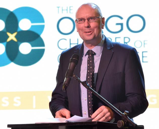 Otago Chamber of Commerce chief executive Dougal McGowan. PHOTO: ODT FILES