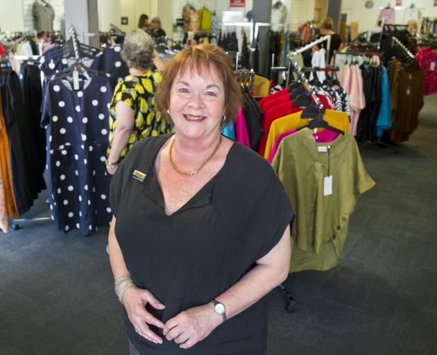 H&J Smith Mosgiel manager Andrea McFarlane will continue to run the store when it becomes APT...