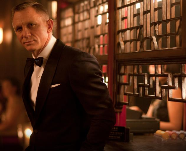 But theatre owners and industry analysts see reason for optimism as Covid-19 vaccines roll out and James Bond, Black Widow and other heroes star in new blockbusters set to begin lighting up screens in the spring. Photo: Twitter