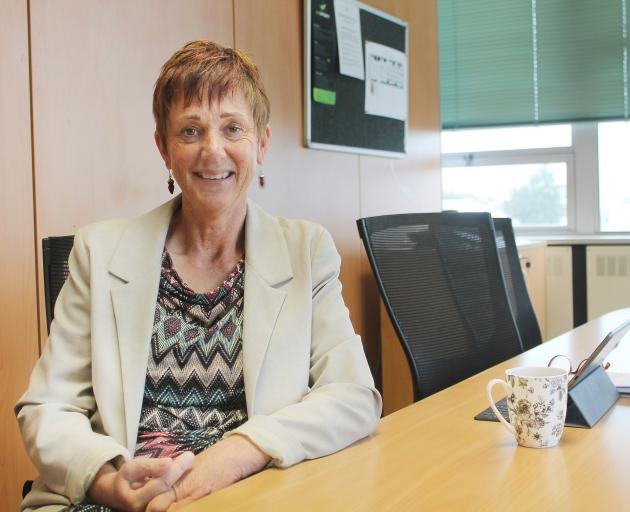 Invercargill City Council chief executive Clare Hadley says she is ready for the challenges of...