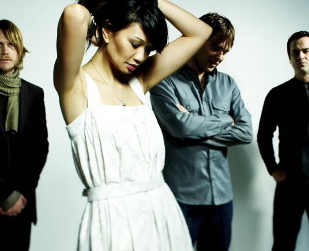 New Zealand pop band Stellar* is performing at tomorrow's Gibbston Valley Winery Summer Concert....