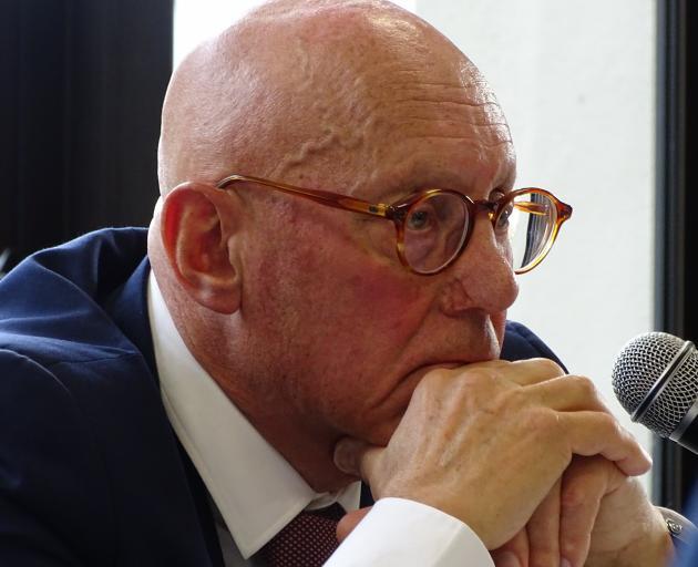 Queenstown Lakes Mayor Jim Boult. PHOTO: KERRIE WATERWORTH