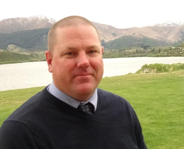 Queenstown Lakes district councillor Quentin Smith says parking on the lakefront grass is an...