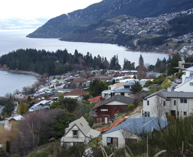 New figures show the resort is the most expensive place to rent a house in New Zealand. Photo:...