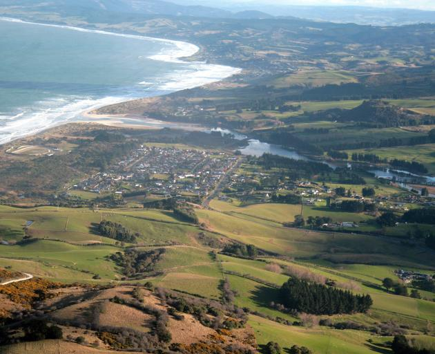 The Saddle Hill Community Board area covers Dunedin's southern coastline. PHOTO: STAR FILES