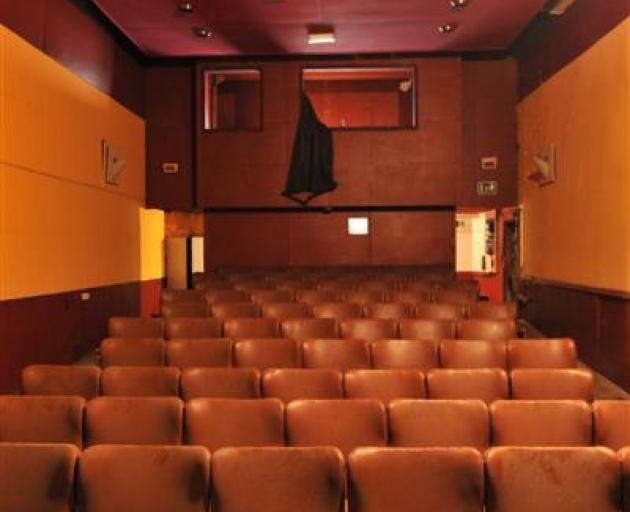 The Athenaeum theatre.