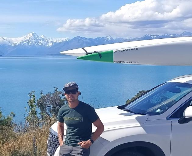 Wanaka triathlon coach Tim Brazier is getting on the other side of the fence in this year's Coast...