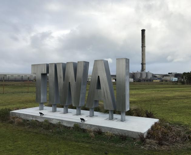 Rio Tinto has announced it will close Tiwai Point aluminium smelter next August. Photo: ODT files