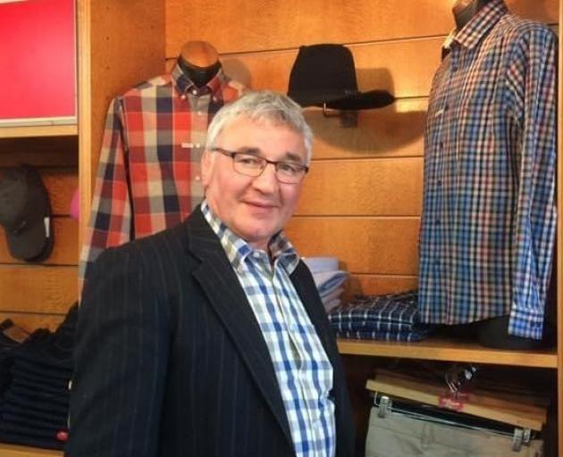 David Anderson is closing Anderson Outfitters in Queenstown which has been operating for 28 years...