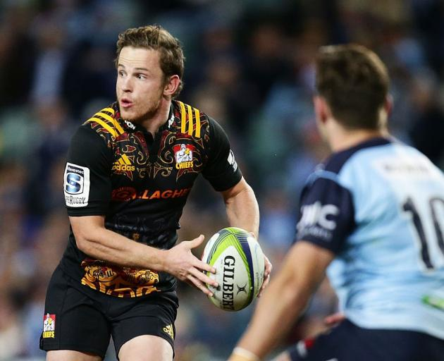 Brad Weber in action for the Chiefs. Photo: Getty Images