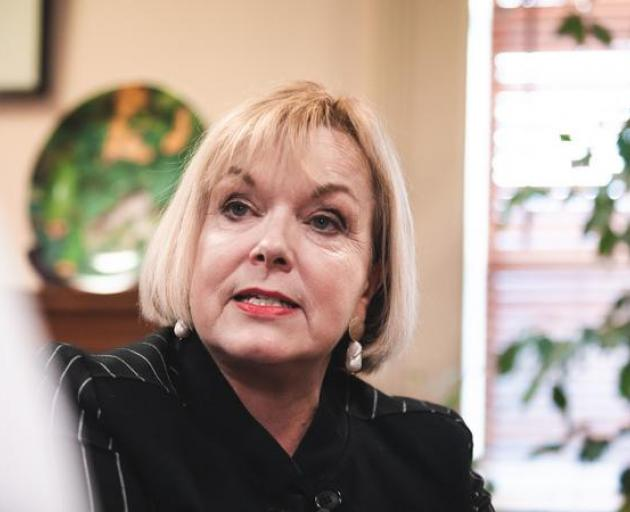 National Party leader Judith Collins says she's got questions about whether the matter was...