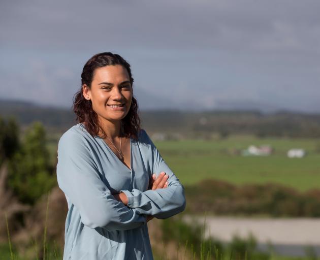 Cheyenne Wilson is looking forward to convening the Young Farmer of the Year Tasman region final....