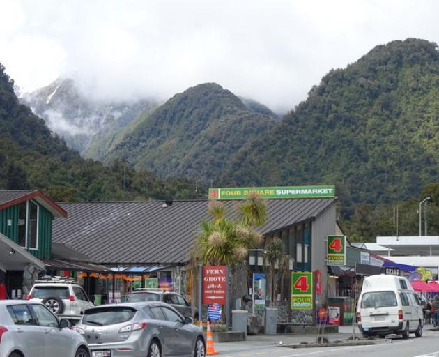 Franz Josef. Photo: RNZ