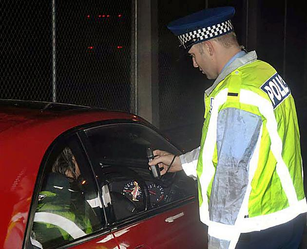 Police are disappointed at a worrying trend of 16 and 17-year-olds drink driving. Photo: File