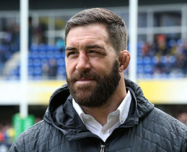 """Jamie Cudmore has said the French club he played for """"put my life in danger"""" for effectively..."""