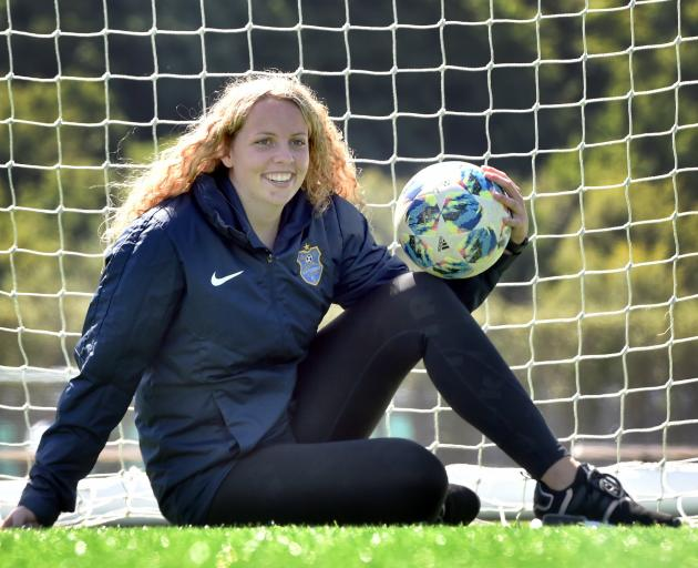 Jess Fuller has been accepted into New Zealand Football's female coach mentorship programme....