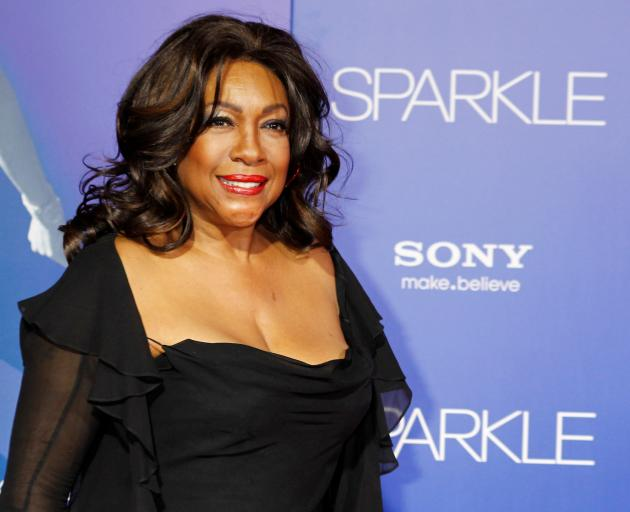 Mary Wilson stayed on with The Supremes even after the original members left and new ones joined...