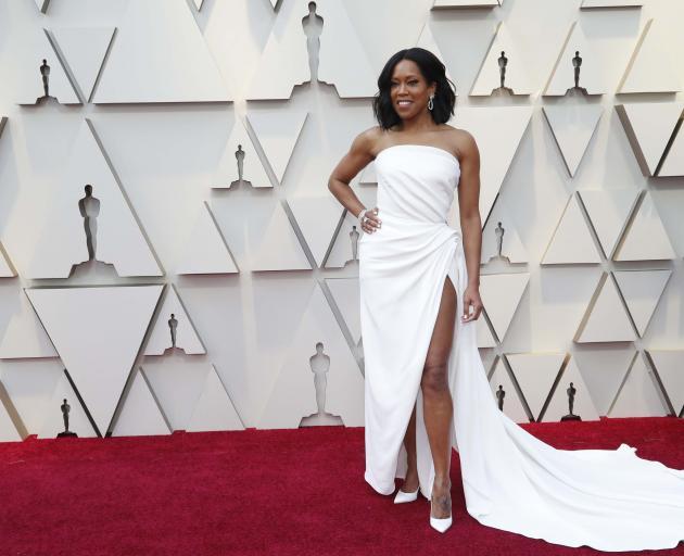 Best supporting actress nominee Regina King. Photo: Reuters