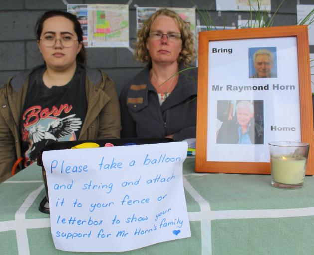 Invercargill residents Karissa Bridge (left) and Rachael Moriarty are two of about 150 volunteers...