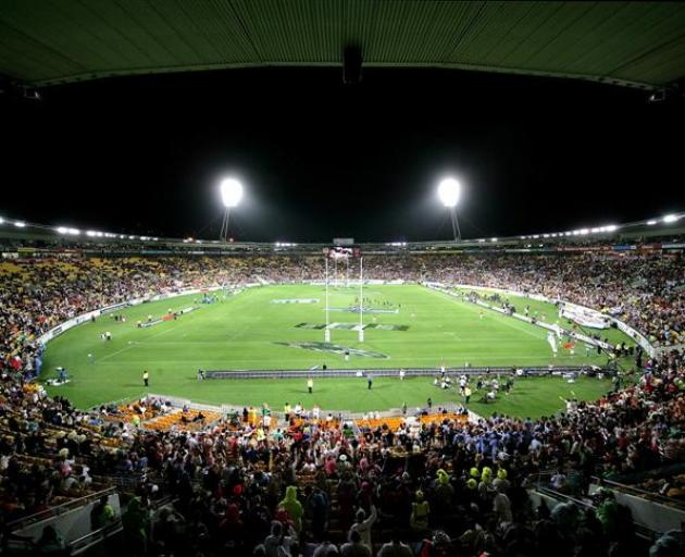 Wellington's Westpac Stadium.