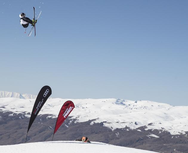 In front of a raucous home crowd cheering him on, Finn Bilous nailed some huge jumps in the final...