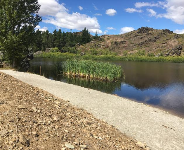 The Lower Manorburn Dam, near Alexandra, will be one of the dams affected by new dam safety...