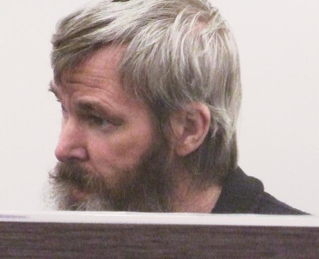 Daryen Owens (48) says he will abstain from alcohol when he is released from prison. PHOTO: ROB KIDD