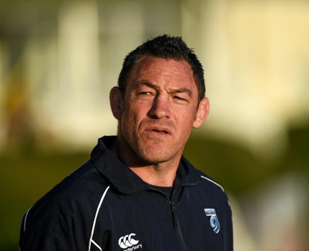 Mark Hammett was Cardiff Blues' director of rugby. Photo: Sportsfile/Corbis/Sportsfile via Getty...