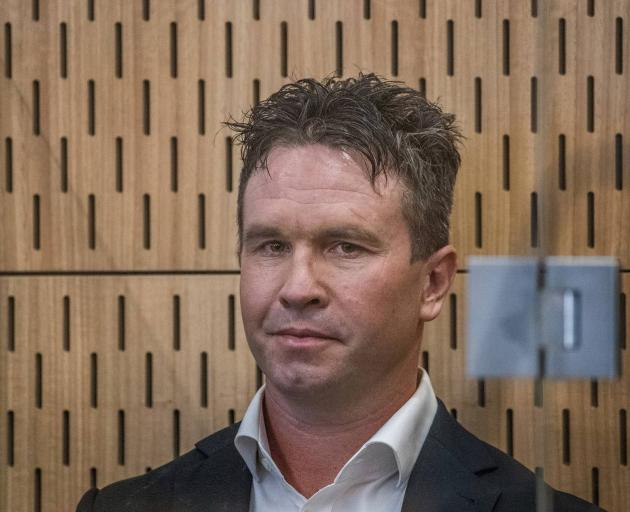 Joseph McGirr is standing trial at Christchurch District Court for attempting to pervert the...