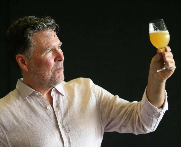Beer writer Michael Donaldson. PHOTO: SUPPLIED
